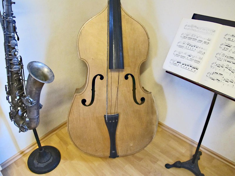 Kontrabass, Double Bass